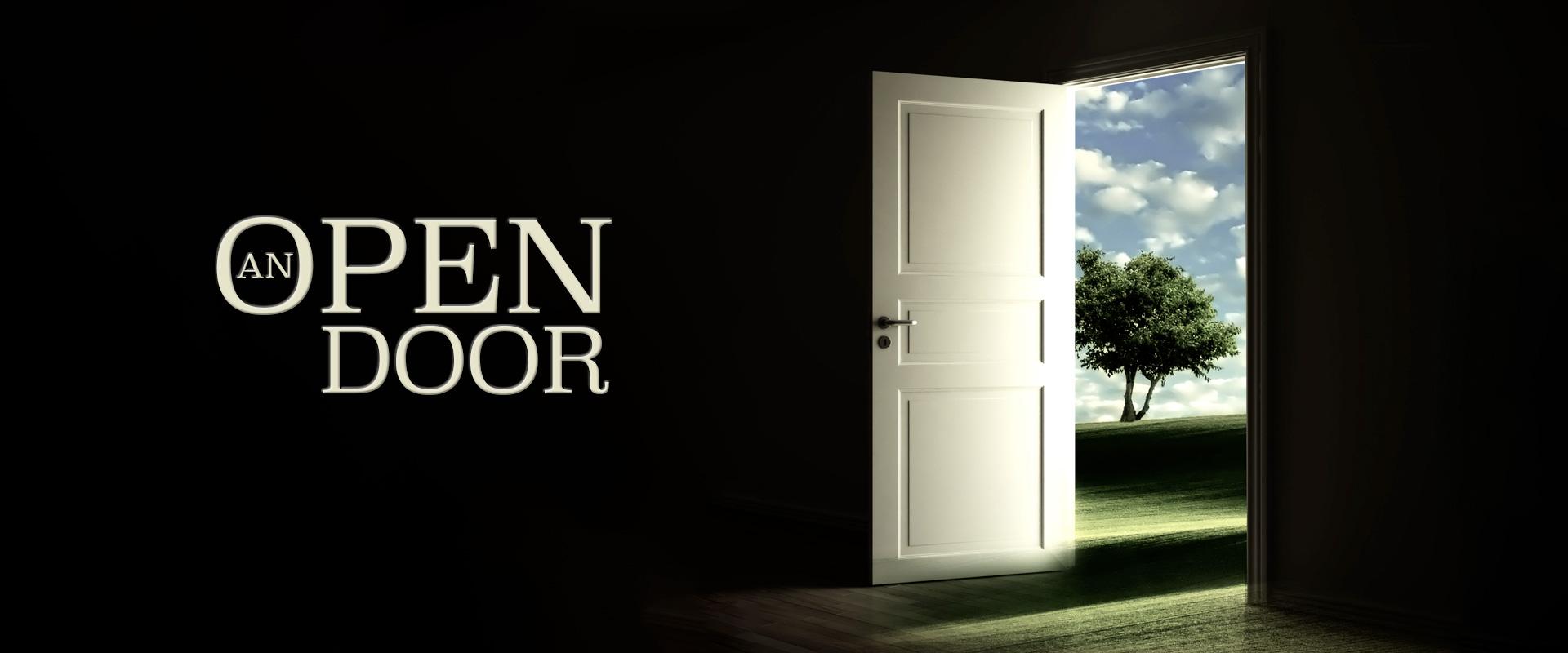 An open door for 0pen door